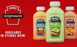 Heinz Limited-Edition Condiments