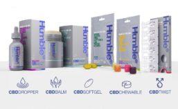 Humble CBD products