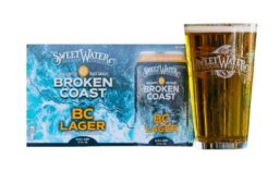 Broken Coast BC lager