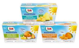 Dole Functional Juices & Fruit Bowls