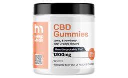 HempMeds CBD gummies