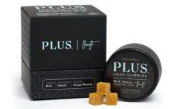 PLUS Hash gummies