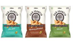 San Joaquin Almond Nut Chips