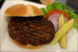 burger, non-GMO, Ztrim