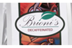 coffee, Brioni's