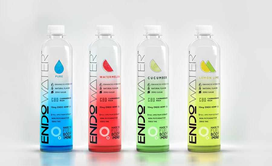 Right On Brands Endo Water
