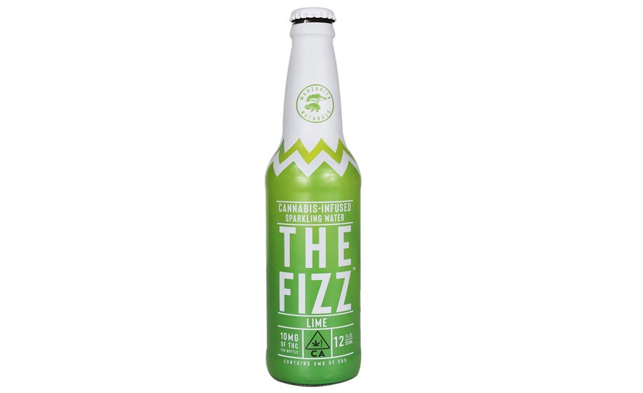 THE FIZZ Cannabis Infused Sparkling Water