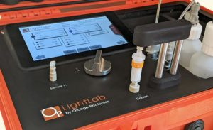 Orange photonics lightlab