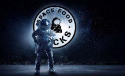 Space Food Sticks Astronaut