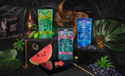 Kiva Confections Lost Farms Cannabis-Infused Fruit Chews