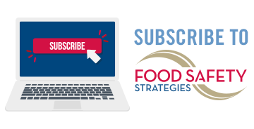Subscribe to Food Safety Strategies