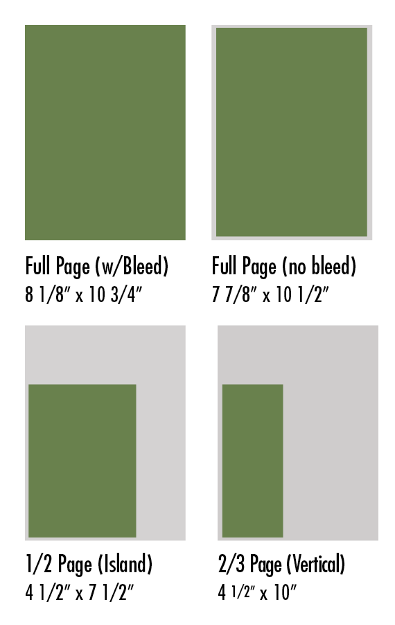 Examples of Ad Sizes