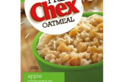 chex, gluten free, oatmeal
