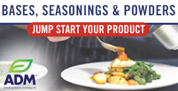 Bases, Seasonings & Powders from ADM