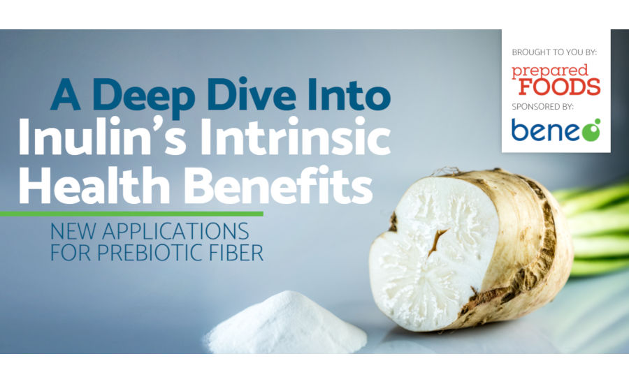 Beneo A Deep Dive Into Inulin's Intrinstic Health Benefits