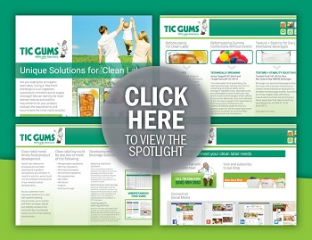 TIC Gums interactive product spotlight