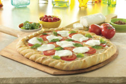 Schwan's Food Service Villa Prima Scratch Ready Cheese Pizza