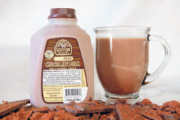 Sassy Cow Creamery low-fat chocolate milk