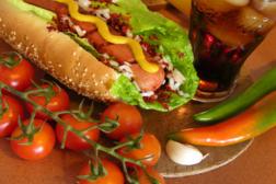 Tomato Lycopene, beef, hot dog