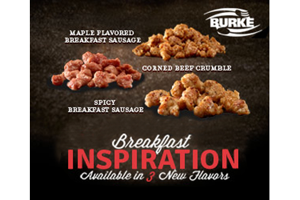 breakfast meats, burke