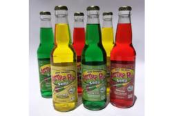 Astro Pop sodas, zero calorie soda