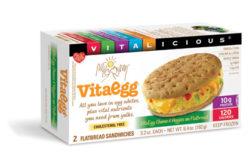 VitaEgg Flatbread Sandwich