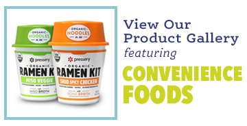 Convenience Foods Product Gallery