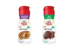 Coffe-Mate Girl Scouts feat
