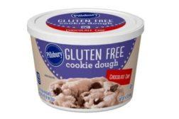 Gluten-free dough