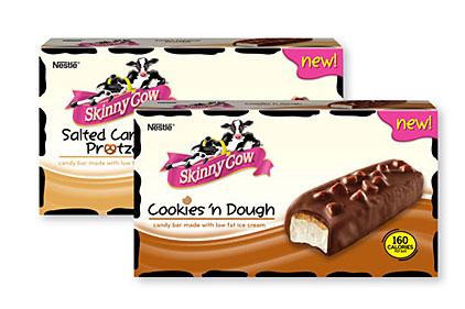 Skinny Cow Chocolate Ice Cream Bar