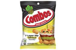 combos seven layer dip flavor