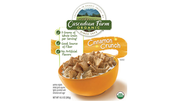 cascadia farms organic cereal