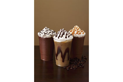 new frappe flavors