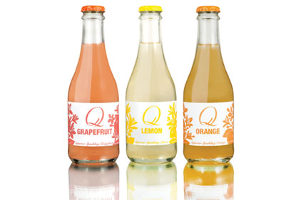 citrus soda blends